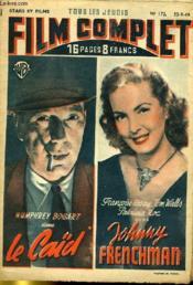 Stars Et Films - Tous Les Jeudis Film Complet N° 172 - La Caid - Johnny Frenchman - Couverture - Format classique