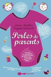 Perles de parents - Couverture - Format classique