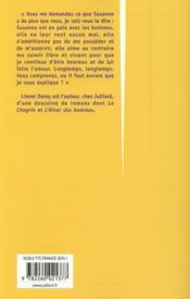Échapper - 4ème de couverture - Format classique