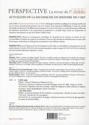 Perspectives t.7 - 4ème de couverture - Format classique
