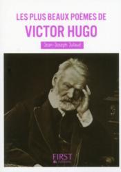Les plus beaux poèmes de Victor Hugo - Couverture - Format classique