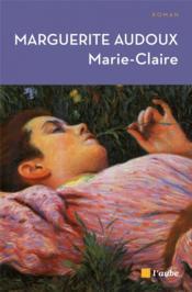 Marie-Claire - Couverture - Format classique
