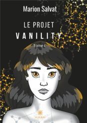 Le projet vanility - Couverture - Format classique