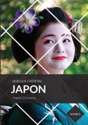 Quelque chose du Japon - Couverture - Format classique