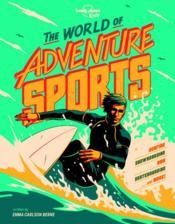 The world of adventure sports (édition 2020) - Couverture - Format classique
