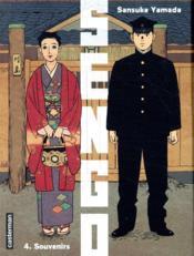 Sengo T.4 ; souvenirs - Couverture - Format classique