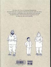 Sengo T.4 ; souvenirs - 4ème de couverture - Format classique