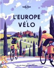 L'Europe à vélo (édition 2020) - Couverture - Format classique