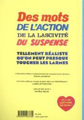 Les six fonctions du langage - 4ème de couverture - Format classique