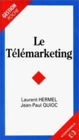 Telemarketing (Le) - Couverture - Format classique