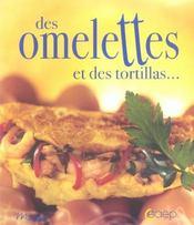 Des omelettes et des tortillas - Intérieur - Format classique