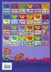 Boule & Bill T.12 - 4ème de couverture - Format classique