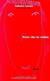 Ariane Chez Les Civilises - Couverture - Format classique
