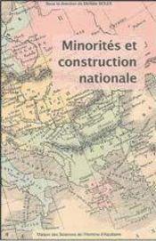 Minorités et construction nationale, XVIII-XX siècles - Intérieur - Format classique