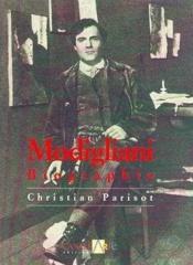 Modigliani biographie - Couverture - Format classique