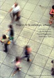 Enjeux de la sociologie urbaine - Intérieur - Format classique