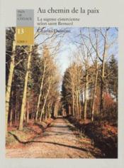 Au Chemin De La Paix Pdc13 - Couverture - Format classique