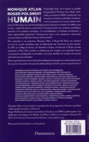 Humain ; une enquête philosophique sur ces révolutions qui changent nos vies - 4ème de couverture - Format classique