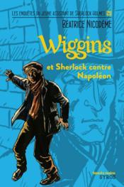 Wiggins et Sherlock contre Napoléon - Couverture - Format classique