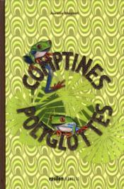 Comptines polyglottes - Couverture - Format classique