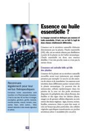 Les soins par les huiles essentielles ; l'aromathérapie au quotidien - Couverture - Format classique