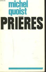 Prieres - Couverture - Format classique