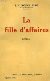 La Fille D'Affaires. - Couverture - Format classique