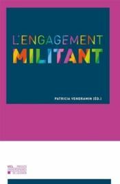 L'engagement militant - Couverture - Format classique