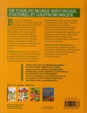 500 plantes comestibles ; histoire - botanique - alimentation - 4ème de couverture - Format classique