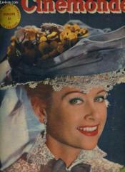 CINEMONDE - 20e ANNEE - N° 946 - MARTINE CAROL belle de nuit, prend du poids pour incarner Lucrèce Borgia - Couverture - Format classique