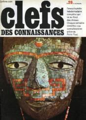 Clefs Des Connaissances - N°26 - Couverture - Format classique
