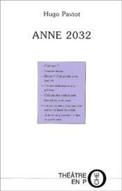 Anne 2032 - Couverture - Format classique