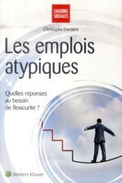 Les emplois atypiques - Couverture - Format classique