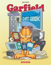 Garfield T.59 ; chat geek - Couverture - Format classique