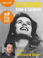 Oona & Salinger - Couverture - Format classique