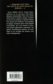 Vivre vite - 4ème de couverture - Format classique