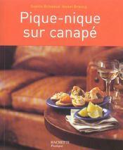 Pique-Nique Sur Canape - Intérieur - Format classique