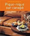 Pique-Nique Sur Canape - Couverture - Format classique