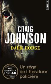 Dark horse - Couverture - Format classique