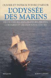 L'odyssée des marins - Couverture - Format classique