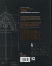 Le Palais des papes d'Avignon, XVIII-XX siècles ; l'invention d'un monument historique français - 4ème de couverture - Format classique