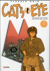 Cat's Eye T.3 - Couverture - Format classique