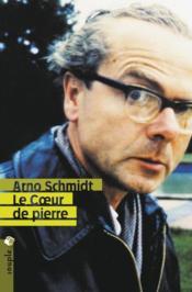 Le coeur de Pierre ; roman historique de l'an de grâce 1954 - Couverture - Format classique