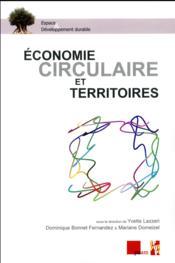 Economie circulaire et territoires - Couverture - Format classique