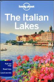 The italian lakes (3e édition) - Couverture - Format classique
