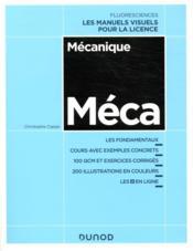 Mécanique - Couverture - Format classique