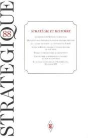 Strategique 88 - Couverture - Format classique