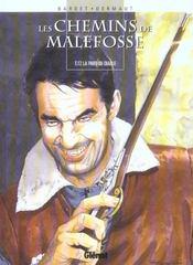 Les chemins de Malefosse t.12 ; la part du diable - Intérieur - Format classique