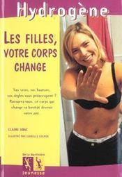 Les filles votre corps change... - Intérieur - Format classique