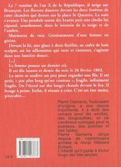 L'ami Victor Hugo - 4ème de couverture - Format classique